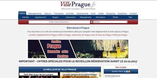 Infos Tourisme à Prague