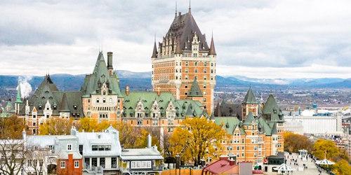 Un Guide parfait pour visiter le Québec