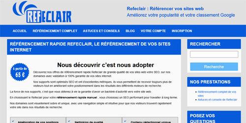 Rentabilisez votre site e-commerce avec le référencement internet