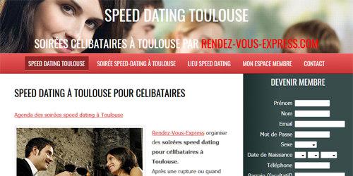 Le speed dating sur Toulouse pour trouver l'amour